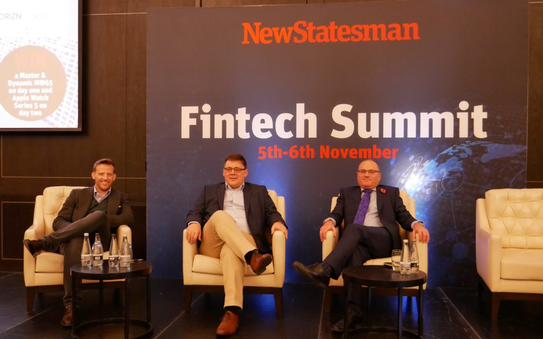 New Statesman FinTech – Removing Barriers to Growth – 1. About Us